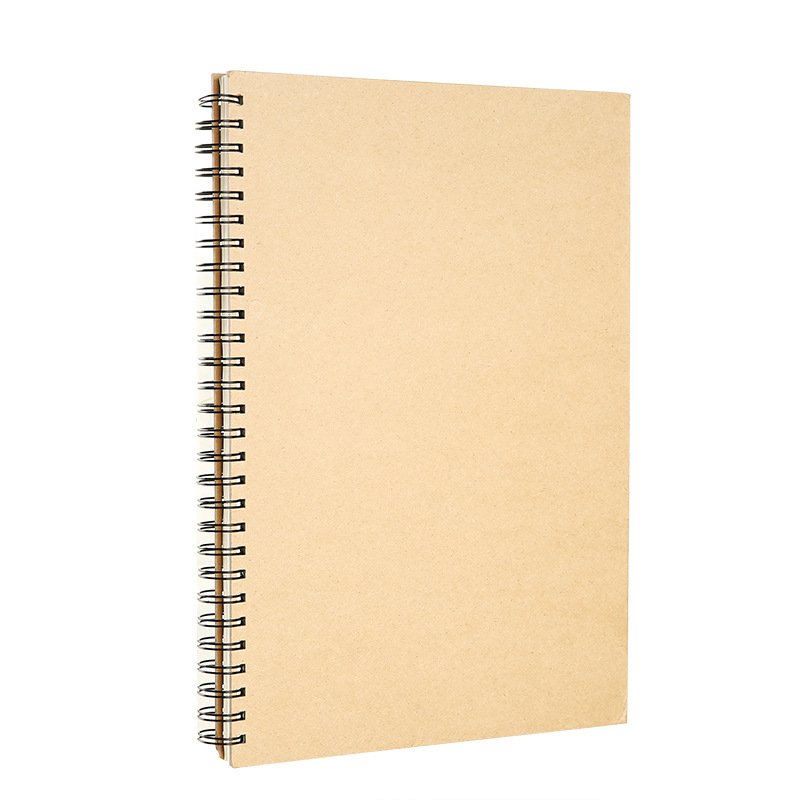 Yellow//White Paper Hardback Spiral Bound Artist Sketching Drawing Books Pads 1PC