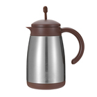 Hot sell DW Stainless Steel Vacuum Tea Pot
