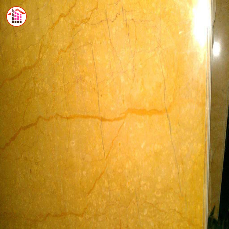 Natural Yellow Stone Royal Emperor Gold Marble