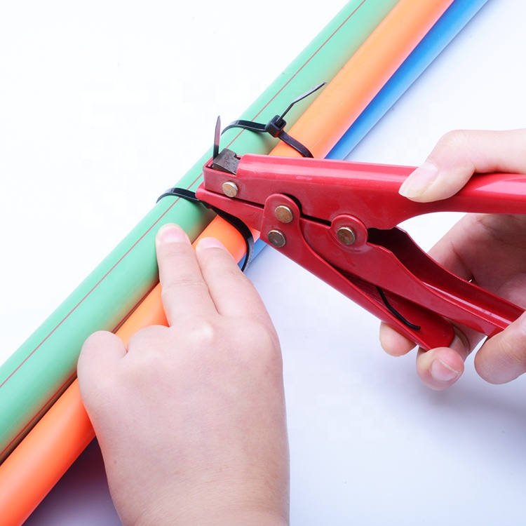 Plastic Self Locking Nylon Cable Tie Manufacturers, Red Cable Ties