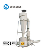 Air cyclone separator, cyclone tank, cyclone dust collector for furnace