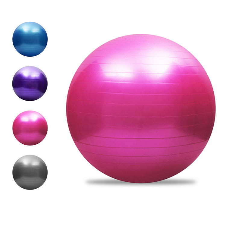 Fitness Anti Burst gym Training <strong>Yoga</strong> <strong>Ball</strong> Eco Friendly Customized Color Inflatable PVC Exercise Stability <strong>Yoga</strong> Balance <strong>ball</strong>