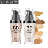 Custom Cosmetic OEM Private Label Liquid Foundation BB Cream with SPF