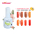 Kama 2019 Factory Direct Hot Wholesale OEM 120 Colors Gel Nail Polish with factory price