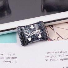 12 шт. милые полимерные амулеты милые конфеты амулеты для изготовления ювелирных изделий телефон оболочки детей заколки для волос аксессуар...(Китай)