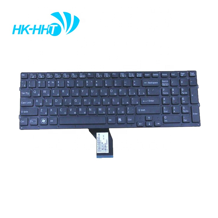 Remplacement RU clavier Russe pour Sony Vaio VPC-CB VPCCB VPC-CB17 VPCCB17 Série