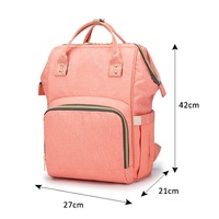 OEM chic mommy tote handbag baby diaper backpacks