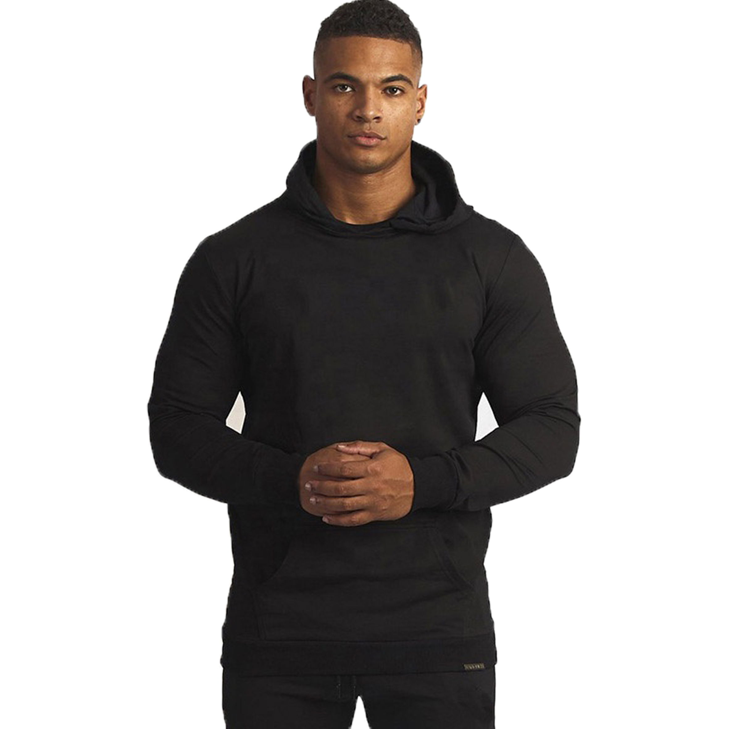 Wholesale Fitness Clothing Men Sportswear Gym <strong>Hoodie</strong>