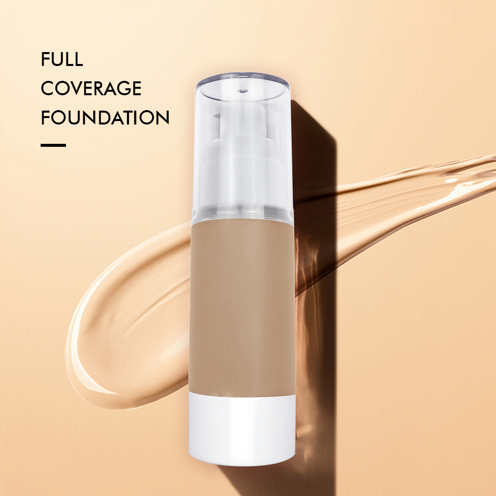 Longlasting Makeup base whitening liquid foundation cream for Malaysia , Indian