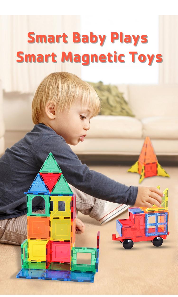 20 Pcs Gangbo Stem Online Toys Educational Magnet Building Blocks ...