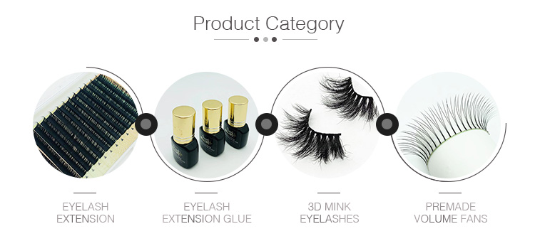 10d Premade Lashes Premade Volume Fans