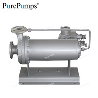 no leaking stainless steel chemical liquid industry canned motor pump