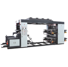 6 color High Speed Flexo Printing Machine for Labels
