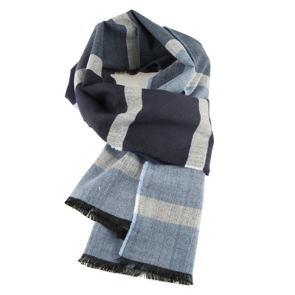 OEM Custom Fashion Viscose Square Scarf Cotton