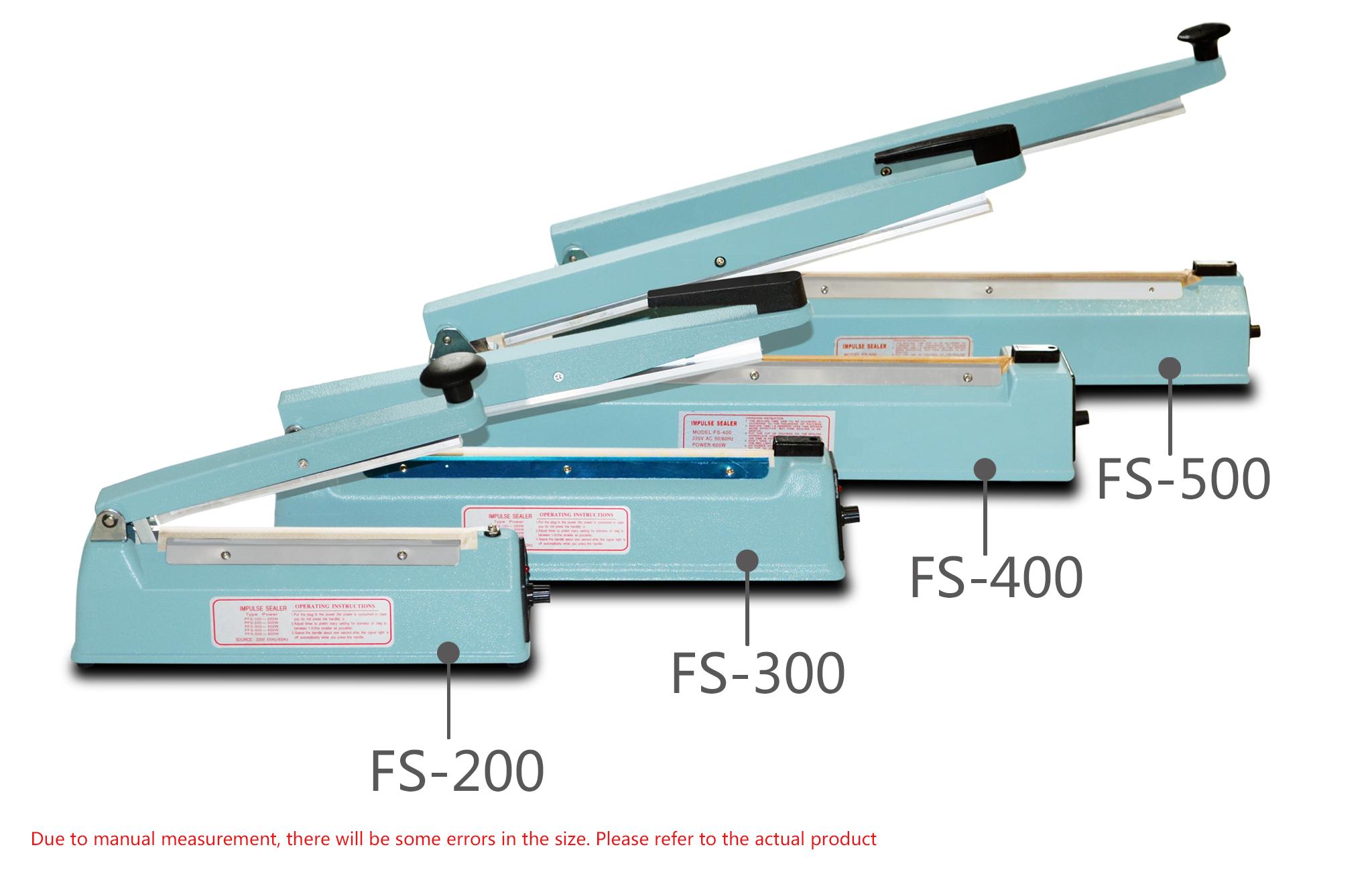 Business & Industrial Heat Sealing Machine,Plastic Bag Sealer ...