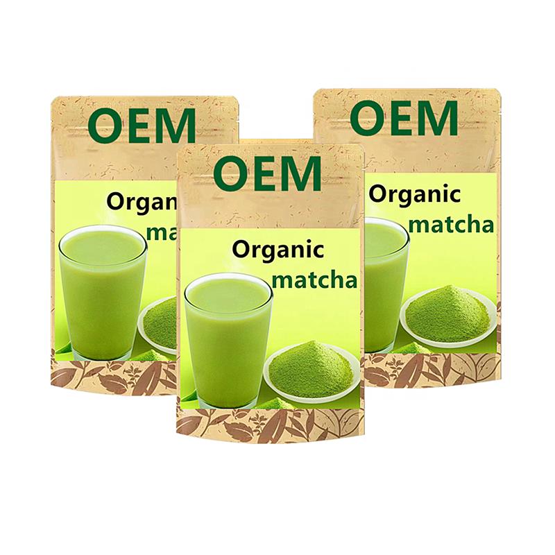 Private Label japanese l green tea matcha powder - 4uTea   4uTea.com