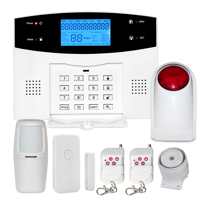 Wale Intelligent Home Alarm Gsm System Wireless Remote Control Burglar Alarm System Support Different Language Buy Sistema De Alarma Gsm Smart Hause Intruder Alarmas Android Ios Alarma Gsm Product On Alibaba Com