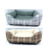 High Quality Comfortable Warm Soft Sofa Luxury Rectangle Dog Cat Pet Bed