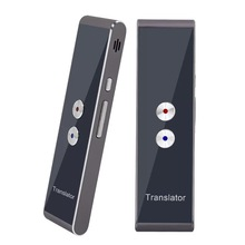 Traducteur Vocal Portable T8 + Vocale Vocale en temps Réel Caméra Intelligente