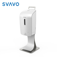 1000ml Refillable Liquid Automatic Touchless Soap Dispenser for Hotel