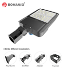Outdoor Waterproof Shoebox Light Fixture 130Lm/W 100W 150W 300W Led Street Light