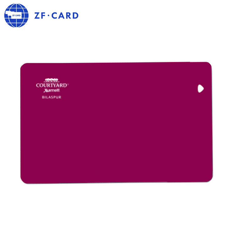 125 KHz / 13.56 MHz Orbita RFID RF Electronic Smart Key Card