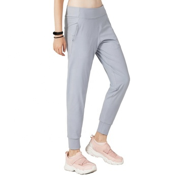 New European American Comfortable Sports Running Yoga Casual Pants For Women