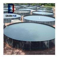 Factory price plastic fish farm tank hdpe geomembrane for aquaculture industry liner