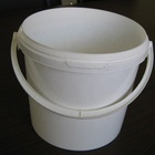 1 gallon plastic bucket 3.8L pail container drum with heat transfer printing