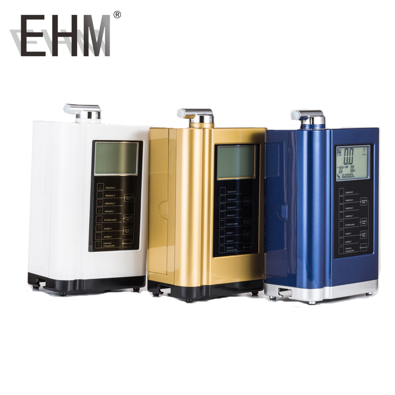 EHM Ionizer alkaline water machine from China for family-8