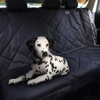 Customized waterproof durable travel dog pet car seat cover