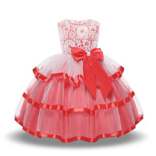 Z91828A Girl party wear dress baby girl party dress bambini abiti <span class=keywords><strong>disegni</strong></span> one piece partito delle ragazze vestiti