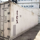 Container for Sale Cheapest Price 20ft Used Reefer/refrigerated Container Price for Sale