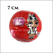 Оригинальная Капсула-сюрприз, кукла, 4 поколения, сделай сам, ручная снос, шар, глухая коробка, модная модель, кукла, игрушка для девочки(Китай)
