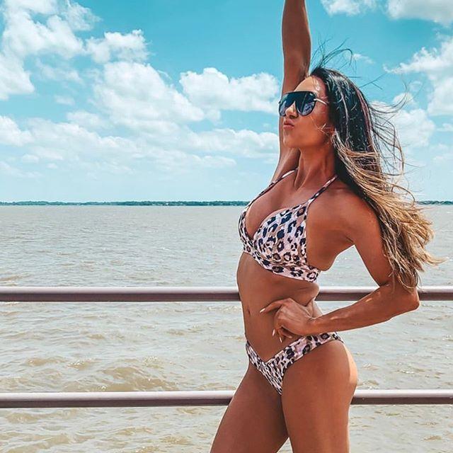 Dijual Micro Bikini Playas Sablon Baju Renang