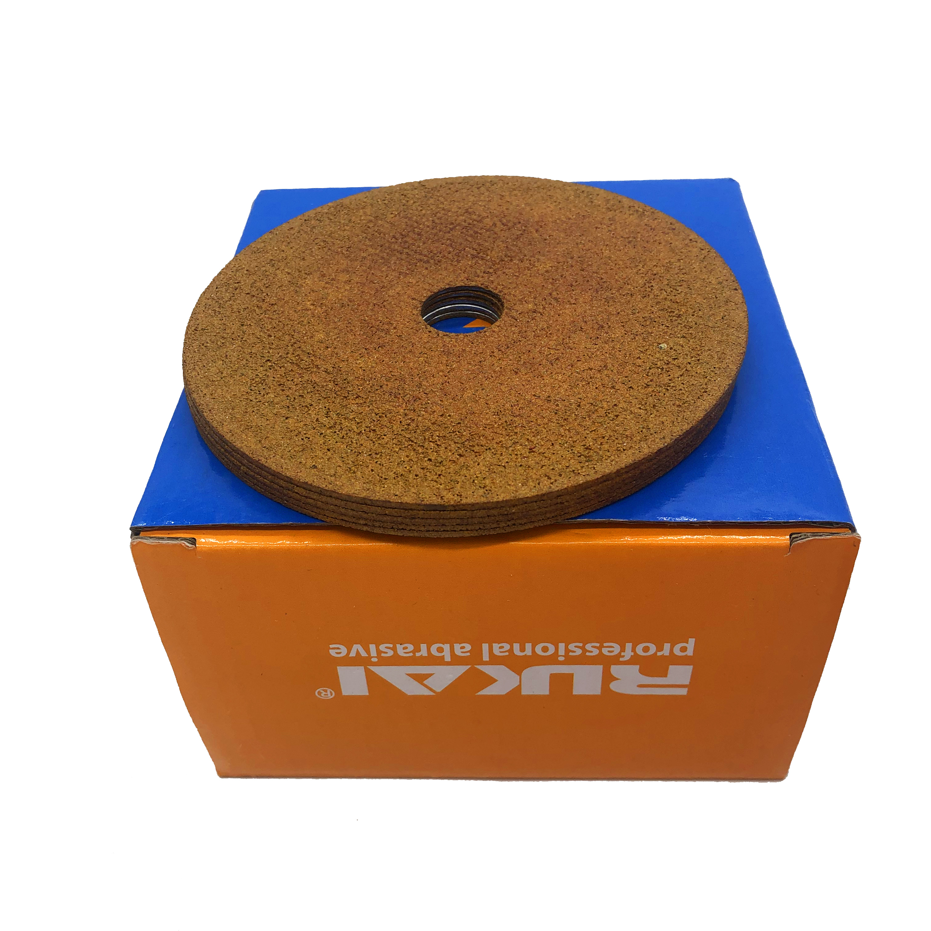 china brand rukai flap cutting disc wheel 4inch for steel