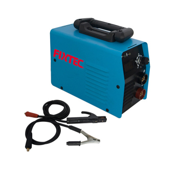 FIXTEC Bench Tools Welding Equipment 4200W 21A IP21S Portable Arc Inverter Welding Machine