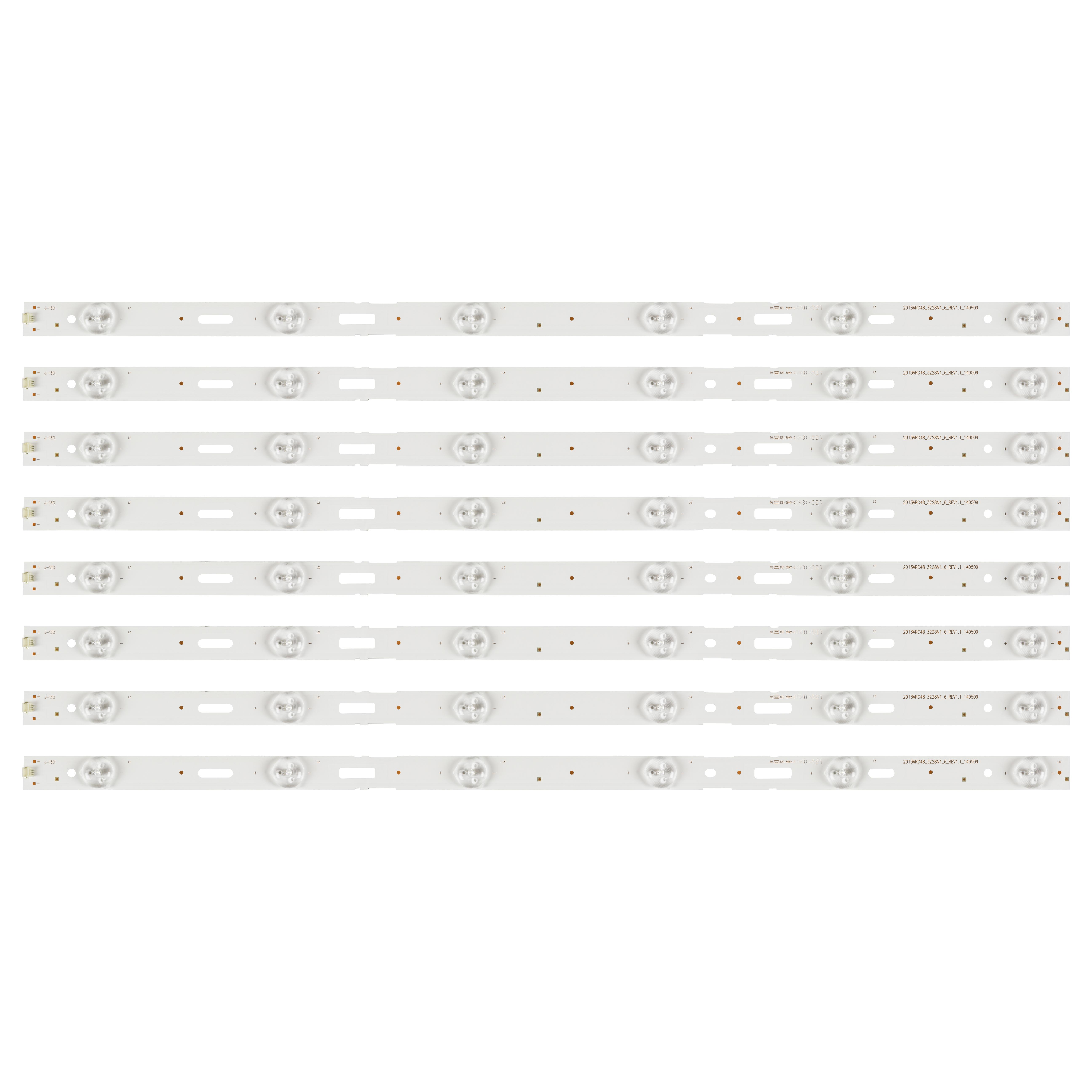 6led samsung 48inch  led backlight 2013ARC48_3228N1 48VLE5520BG 5421bgLSC480H