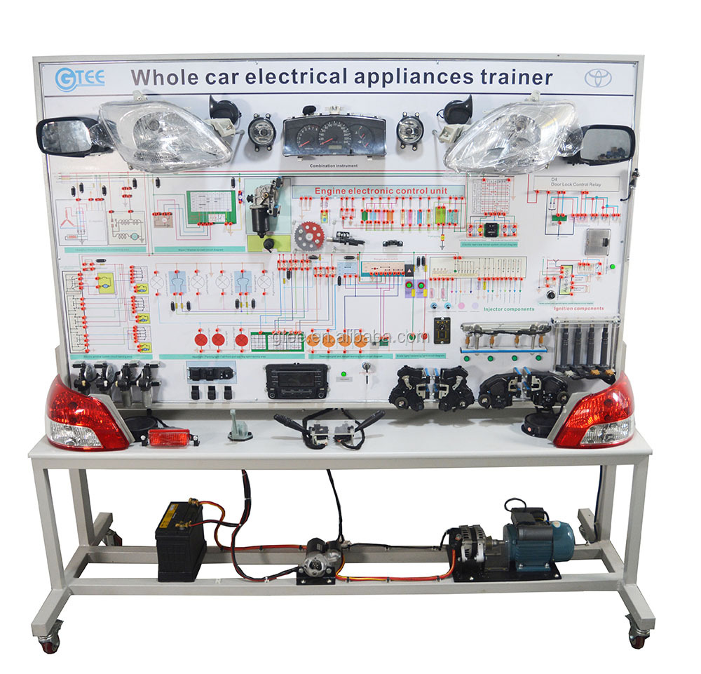 Automotive Electrical Training Simulator Automotive