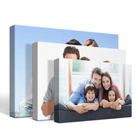 High quality Custom digital Photo art Print on canvas online service