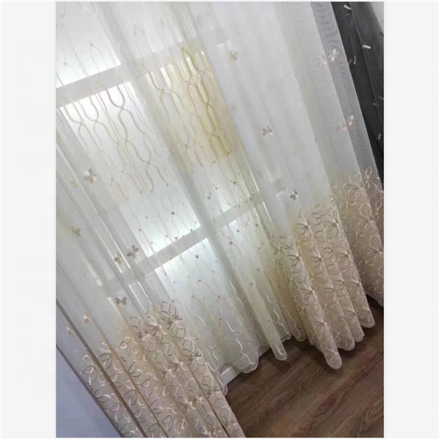 Wholesale Modern European Style Window White Sheer <strong>Curtains</strong> <strong>For</strong> Living Room Hotels