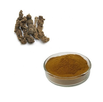 Pure Valerian Root Extract 0.8% Valeric Acid Powdered Form for Anxiety