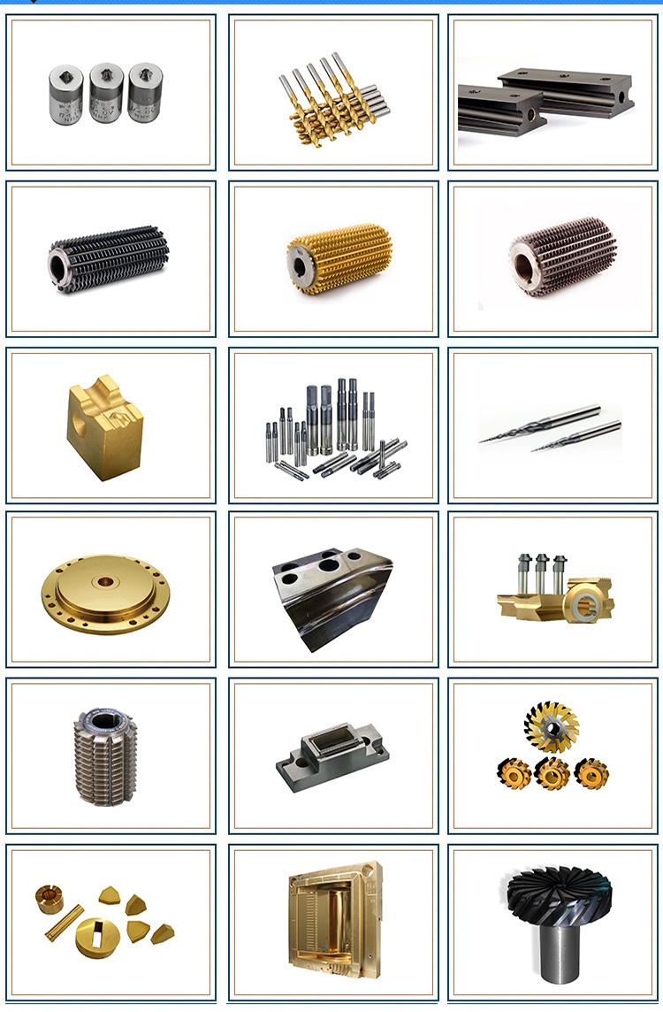 Tungsten Carbide Deposition Machine