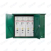 33kv Outdoor Ring Main Unit Switching Station Compact Substation Movable substation Substation
