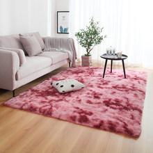 Мягкий ковер из искусственной овчины, покрытие для стула, искусственная шерсть, теплые пушистые ковры для гостиной, меховые коврики(Китай)