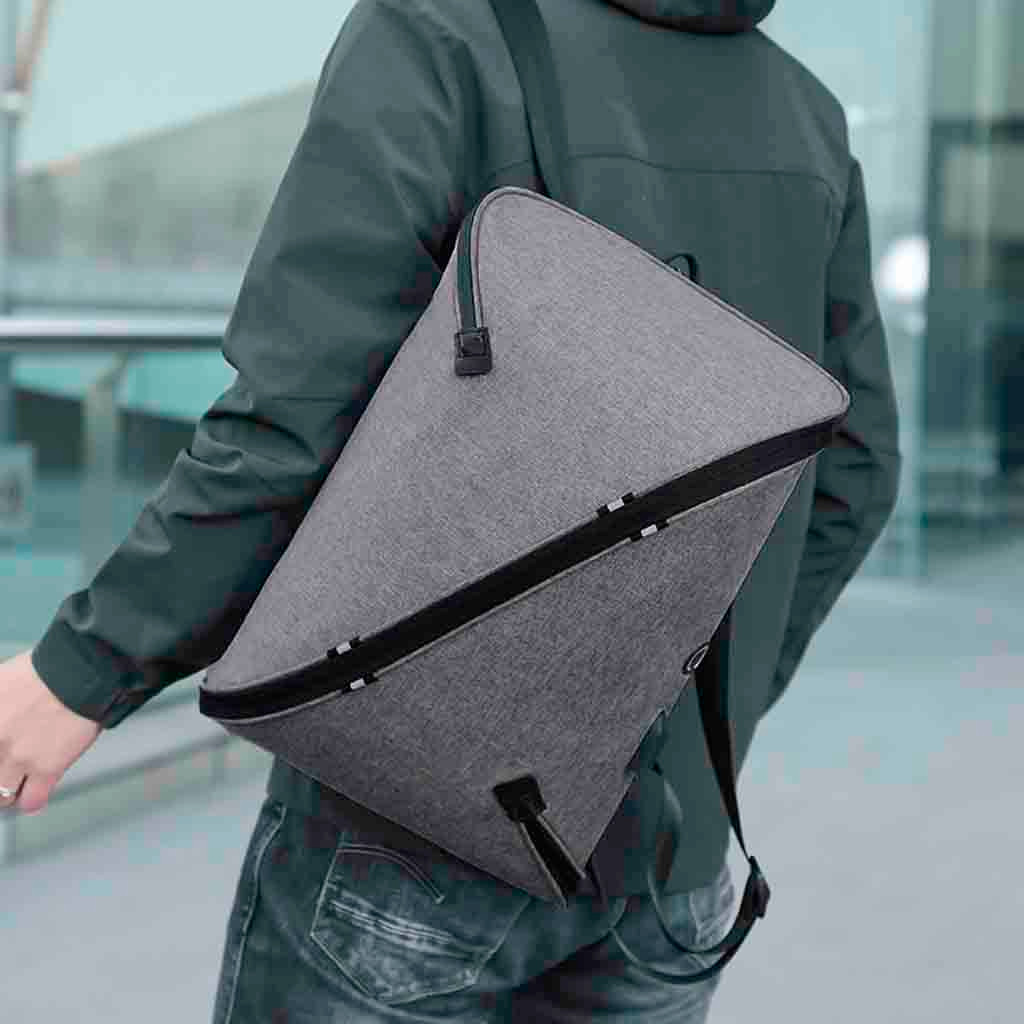 mochilas Guangzhou Factory Anti Theft Smart Laptop men Backpack Oxford fashion trend design waterproof business travel backpacks boys bag