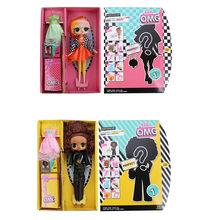 Оригинальный L.O.L. SURPIRSE куклы lol Домашние животные 5 поколение волосы цели Магия DIY случайный lols куклы фигурка модель девушки игрушка подарок(Китай)