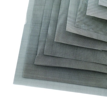 woven ultra fine micron stainless steel wire mesh