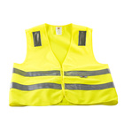 high visibility reflective wholesale motorcycle supervisor leader blue safety vest
