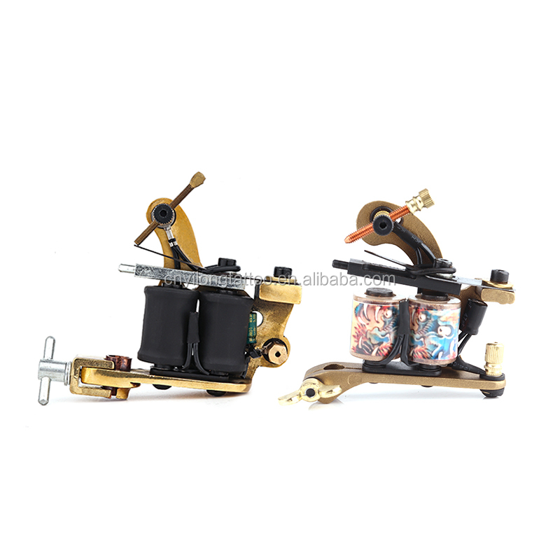 over 20 years experience/supplier of tattoo companies /OEMCopper Tattoo Machine Kit